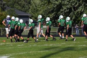 West Monona JH football
