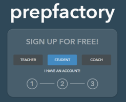 prepfactory (includes link)
