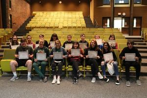 West Monona HS ISASP advanced scores