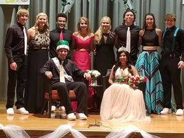 SPARTAN Homecoming Royalty