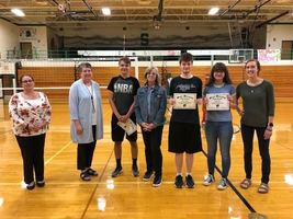 WM HS August Students of the Month