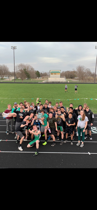 Spartan Relay Champs!!