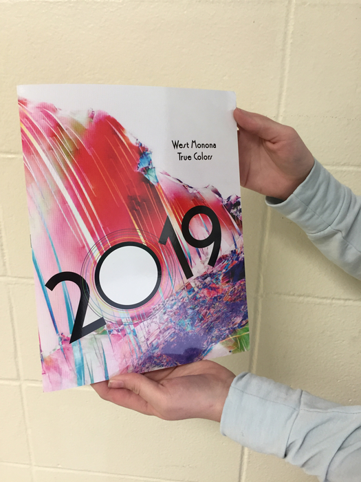 Elementary yearbooks are here!